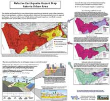 Earthquake hazards and liquefaction