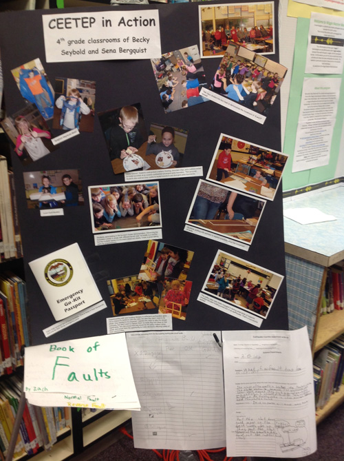 Student work showcased at Year 1 Share-a-thon